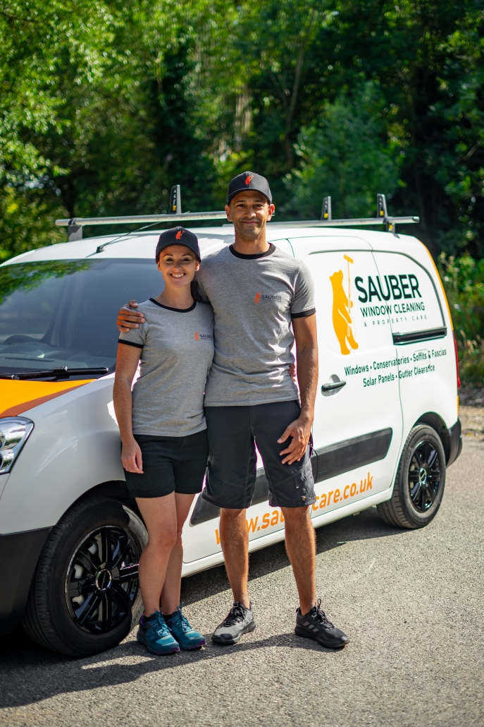 FAQ Sauber Window Cleaning & Property Care